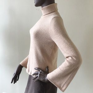 Long Sleeve TALBOTS Turtleneck Sweater